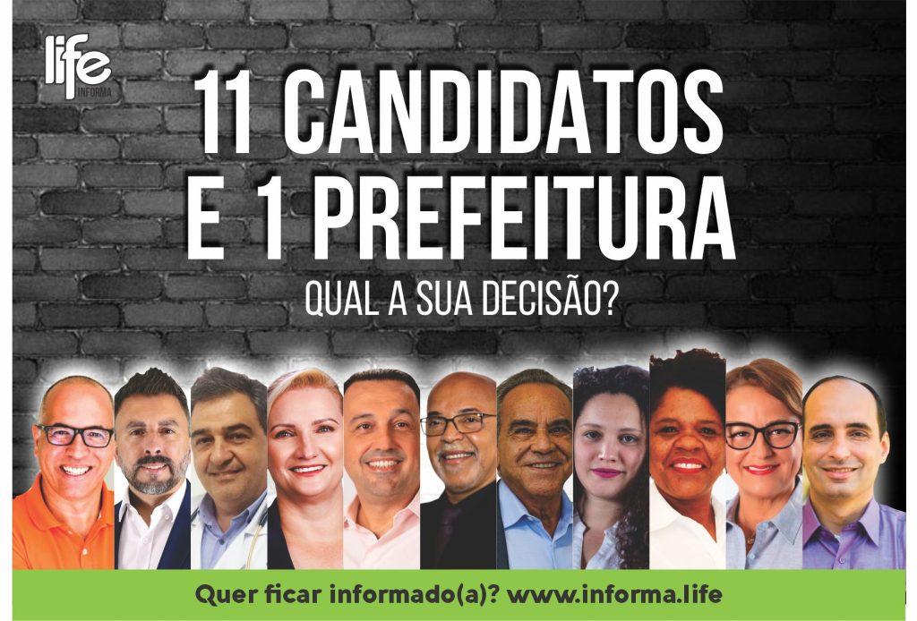 Eleições 2020: Qual seu candidato para assumir a prefeitura de São José?