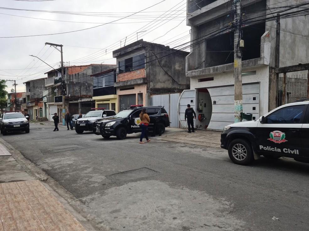 Quadrilha de Itaquaquecetuba que furta carros em São José é presa na Grande SP!