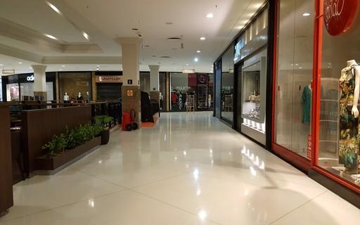 Movimento nos shoppings caiu 32% e tempo de compra ficou reduzido com a pandemia, diz ALSHOP
