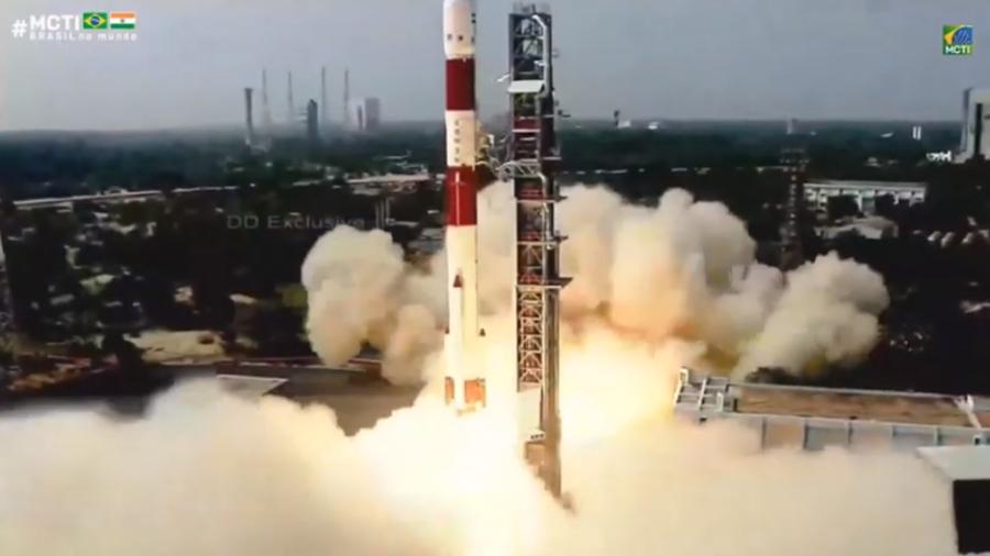 Lançado com sucesso o Amazonia 1, primeiro satélite nacional de observação da Terra