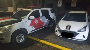 Câmeras inteligentes ajudam polícia, e carro furtado no Bosque é encontrado no Limoeiro
