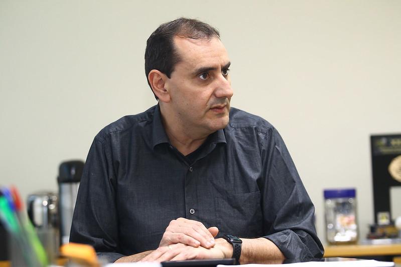Vice-prefeito Anderson Farias é internado para tratar de Covid-19