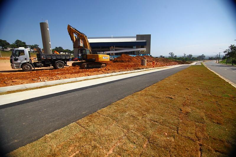 Oeste Life: Estacionamento da Arena terá 500 vagas para veículos