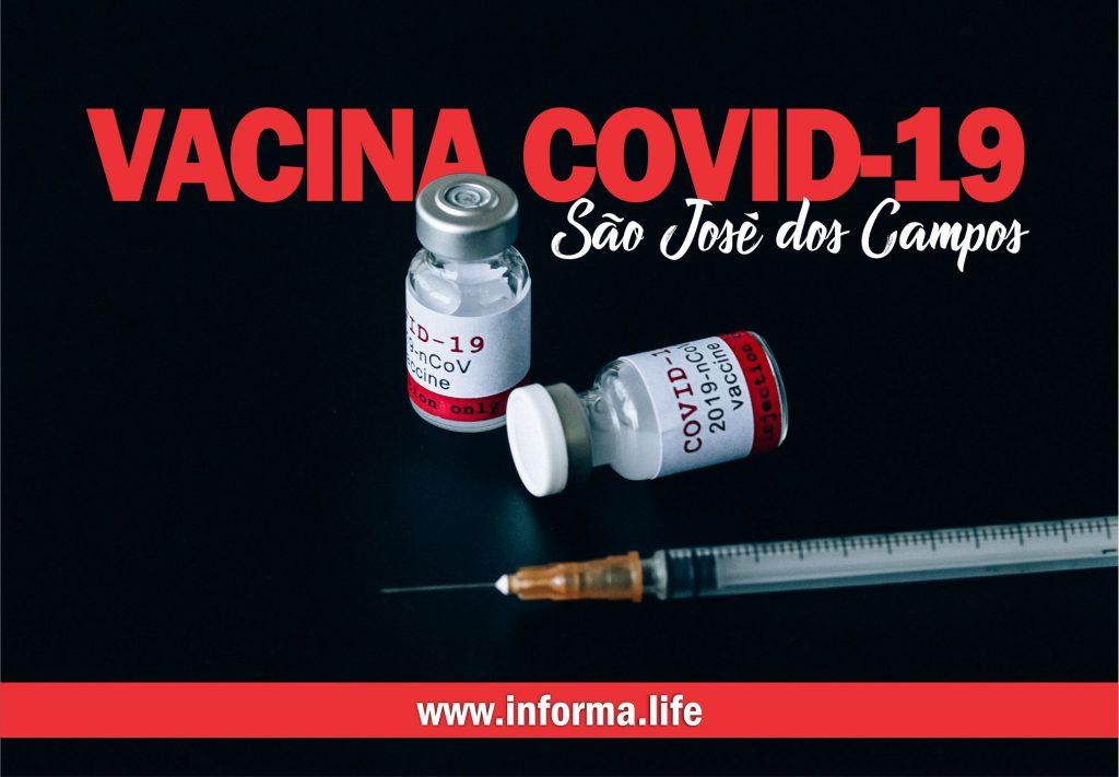 Pessoas de 58 anos começam a ser vacinadas nesta quinta-feira