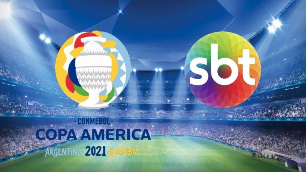Copa América: Após polêmica, SBT se posiciona sobre transmissão da competição!