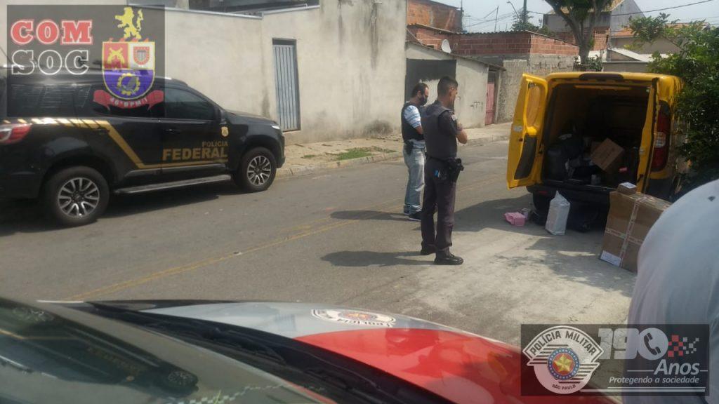 Com duas detenções por tráfico, menor é apreendido novamente após roubar carro dos Correios