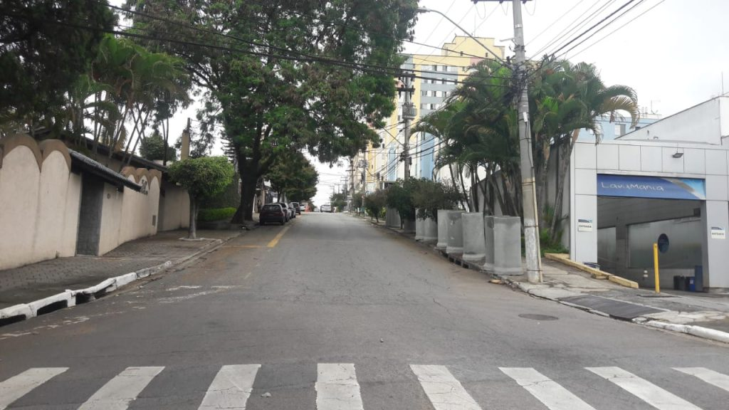 Sul Life: Rua Pedro Tursi passa por segunda etapa de obras de drenagem
